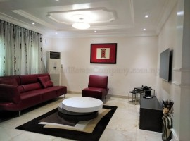 Fully Furnished & Serviced 4 Bedroom Terrace in V.I