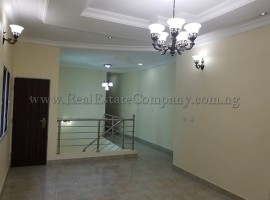 5 Bedroom Fully Detached House For Sale Lekki Phase1